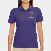 EMB - 78181 - Ash City - Core 365 Ladies' Origin Performance Piqué Polo