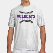 WildcatsBB - N3142 A4 Short-Sleeve Cooling Performance Crew Neck T-Shirt