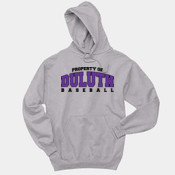 PO - 996 Jerzees Adult 8oz. 50/50 Pullover Hooded Sweatshirt