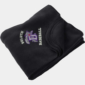 Baseball - M999 Harriton - Fleece Blanket